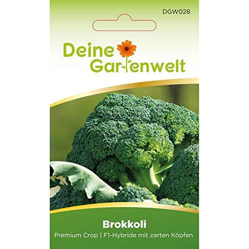 Brokkoli Premium Crop F1 Brokkolisamen | Samen für Kohl | Kohlsamen | Saatgut
