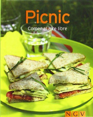 Picnic: Comer al aire libre (Minilibros de cocina)
