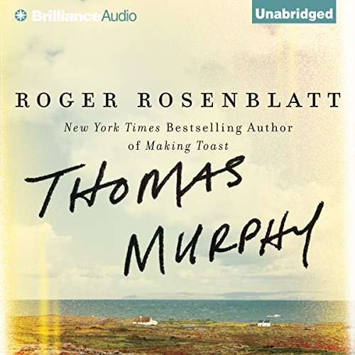 Thomas Murphy audiobook cover art