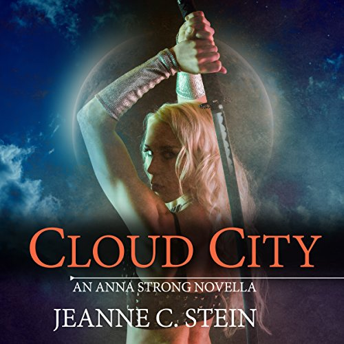 Cloud City audiobook cover art