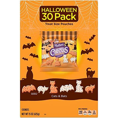 Mother's Circus Animals Halloween Cookies, 30 Count