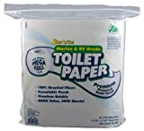 Star brite Toilet Tissue Marine/RV Grade Fast DIssolving Paper - 4 Mega Rolls