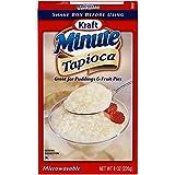 Kraft Minute Tapioca Pudding Mix (8 oz Box)
