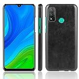 Étui de téléphone Portable Idéal pour Huawei P Smart 2020 / Nova Lite 3+ Litchi Texture PC + PU...