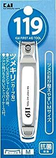 貝印 119 ツメキリ002 M カーブ刃 KF1004