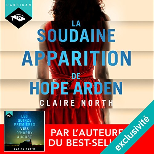 La soudaine apparition de Hope Arden audiobook cover art