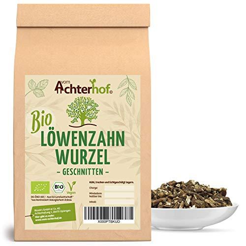 BIO Löwenzahnwurzel getrocknet geschnitten (500g) Löwenzahn-Wurzel-Tee vom-Achterhof - dandelion root cut organic