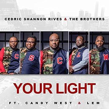 Your Light (feat. Candy West & Lem)