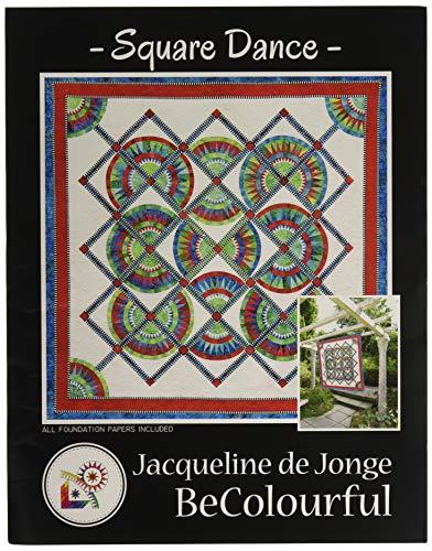Anthology Batik Jacqueline De Jonge Essence Fat Quarters 12pcs