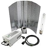 Cultivalley - Kit per coltivazione professionale, 250 W, Plug & Play, con lampadina NDL ad alta pressione di sodio, HPS