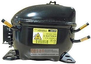 Motorcompressor 1/6 R600 ACC / Electrolux 3 mondstukken