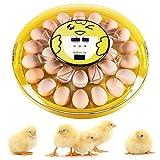 Couveuse Incubateur Automatique pour 30 œufs avec Rotation Automatique des œufs, Contrôle de la Température,...