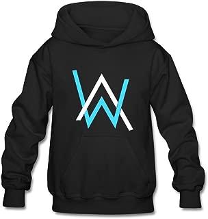 Aliensee Youth WV Blue Alan Walker Hoodie Sweatshirt Suitable for 10-15yr Old