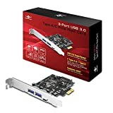 Vantec 3-Port USB 3.0 Type A/C PCIe Host Card (UGT-PC331AC)