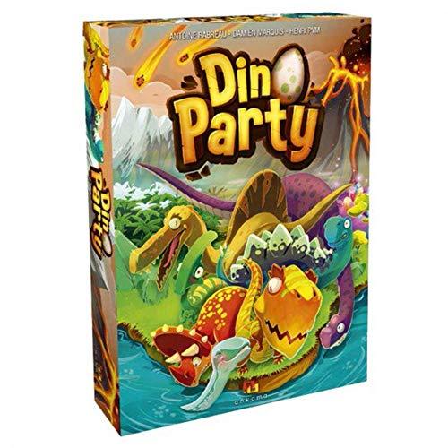 Dino Party (ankama) edicion española