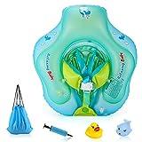 Anillo flotador para bebé