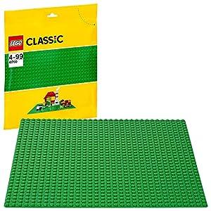 Amazon.co.jp - レゴ クラシック 基礎板(グリーン) 10700