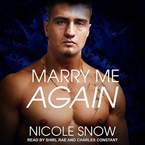 Marry Me Again audiobook cover art