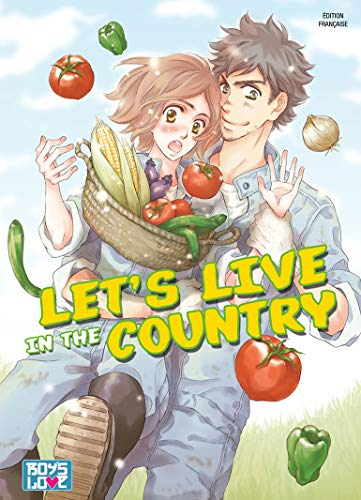 Let's Live in the country - Livre (Manga) - Yaoi