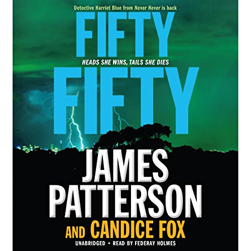Fifty Fifty audiobook cover art