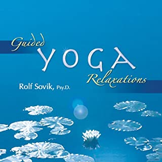 Guided Yoga Relaxations audiobook cover art
