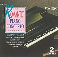 VARIOUS:The Romantic Piano Concerto, Vol. 6