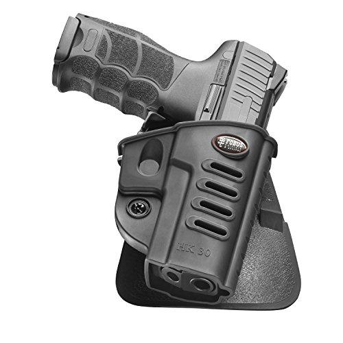 Fobus HK-30 H&K P30 - Cinturón (9 mm) .40, P30SK • Walther PPQ Classic 9 mm, PPQ M2 9 mm.40