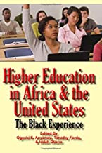 Higher Education in Africa and the United States: The Black Experience