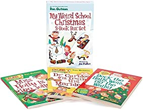 My Weird School Christmas 3-Book Box Set: Miss Holly Is Too Jolly!, Dr. Carbles Is Losing His Marbles!, Deck the Halls, We...