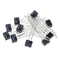 XinQuan Wang 10PCS QRD1114 RD1114 D1114 1114 DIP-4反射物体SENSOR