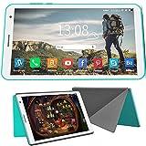 Tablet Android 10.0 (720p-1080p Full HD Pantalla IPS) 3GB RAM + 32GB ROM/128GB Extensible Quad Core Type-C 5000mAh Batería 5.0MP Cámara Bluetooth - Tablet 8' Verde