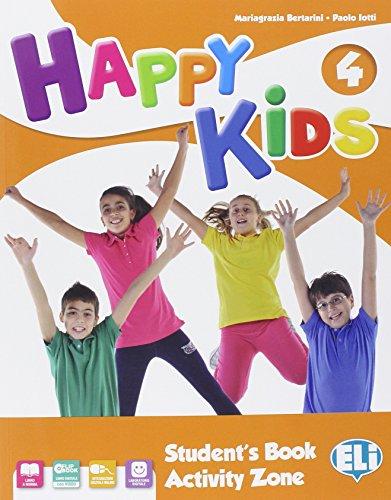 Happy kids. Per la Scuola elementare (Vol. 4)