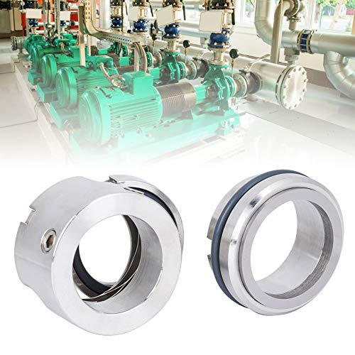 Suchinm Gleitringdichtung, M7N Wasserpumpe Gleitringdichtung Graphitkarbonisierungsdichtung Hochtemperaturbeständigkeit für Automobile und Pumpen