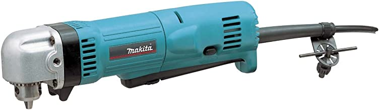 Makita DA3010F 4 Amp 3/8-Inch Right Angle Drill with LED Light, Teal