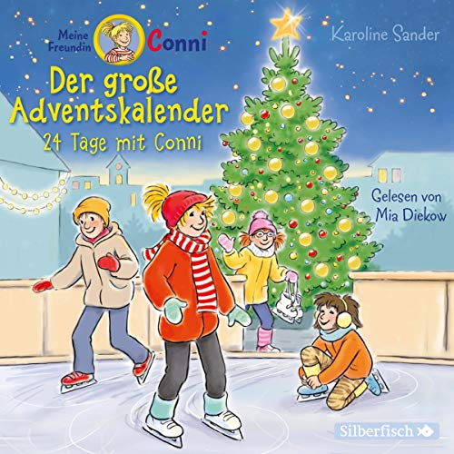 Der große Adventskalender audiobook cover art