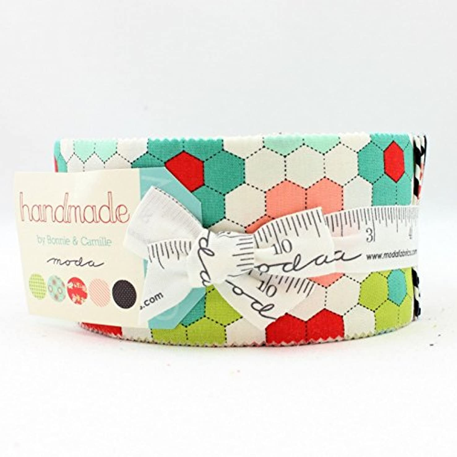 Handmade - Jelly Roll - 40-2 1/2