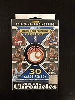 2019-2020 NBA Panini Chronicles Hanger Box ボックス Zion Ja Morant ルーキー