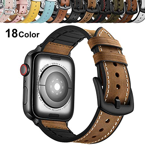 Qeei Correa Compatible with Apple Watch 42mm 44mm