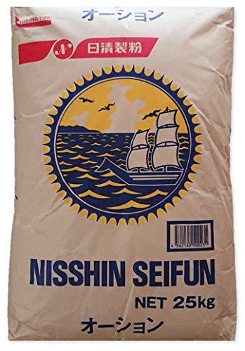 日清製粉 強力粉 オーション 25kg