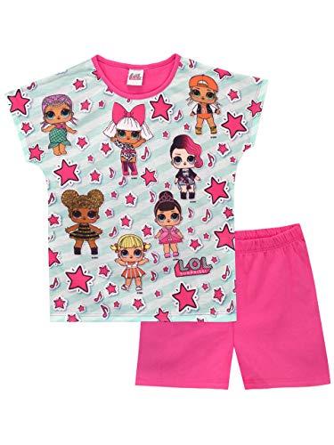 LOL Surprise Pijamas de Manga Corta para niñas Dolls