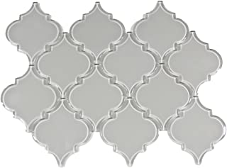 gold arabesque tile