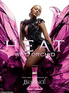 Beyonce Heat Wild Orchid Eau de Parfum for Women 100ml