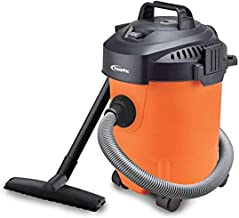 POWERPAC Wet & Dry Vacuum Cleaner 1000 Watts with 3 Stage Filtration, PPV1300