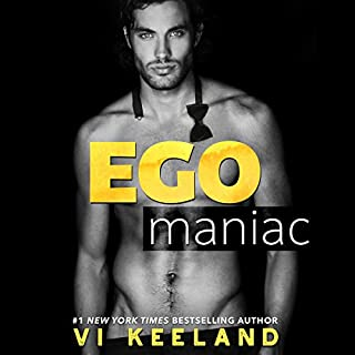 Egomaniac                   By:                                                                                                                                 Vi Keeland                               Narrated by:                                                                                                                                 Joe Arden,                                                                                        Andi Arndt                      Length: 8 hrs and 8 mins     3,930 ratings     Overall 4.6