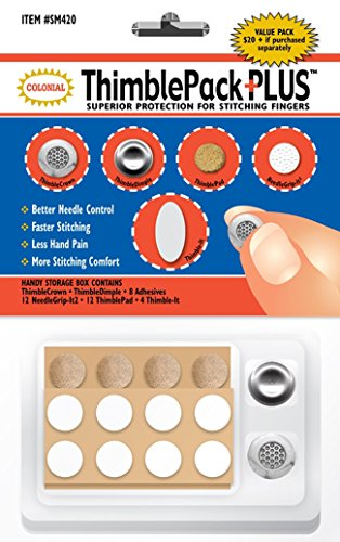 Check Out This Colonial SM420 Thimble Pack Plus