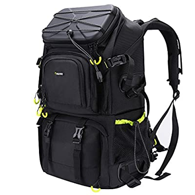 Endurax Extra Large Camera and Laptop Backpack
