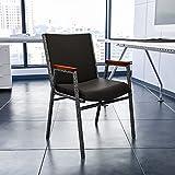 Flash Furniture HERCULES Series Heavy Duty Black Vinyl...