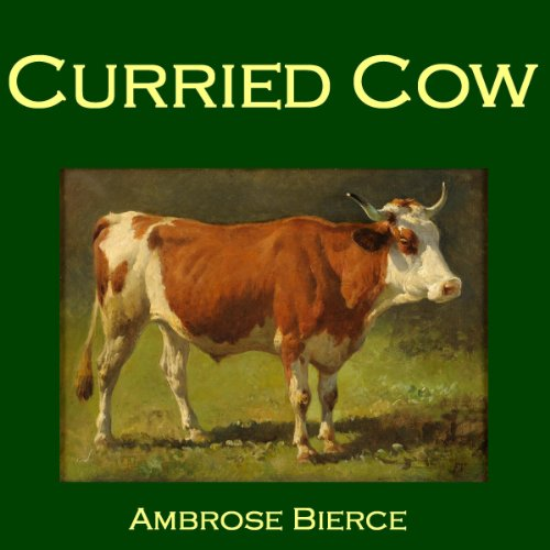Curried Cow audiobook cover art