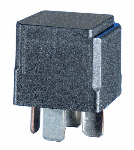 HELLA 931680011 12V 20/40 Amp SPDT/Form C (Sealed), Green