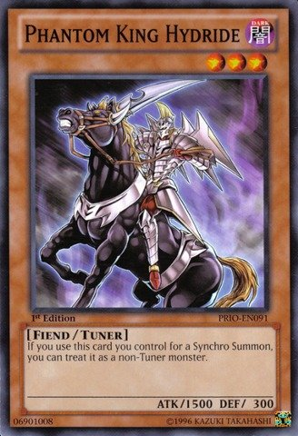 YU-GI-OH! - Phantom King Hydride (PRIO-EN091) - Primal Origin - 1st Edition - Common